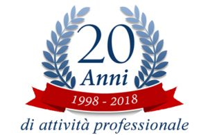 Agenzia Funebre San Lorenzo - Onoranze Funebri Grosseto dal 1998 anniversario 20 anni di attività